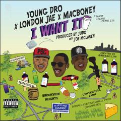 I Want It (Single)