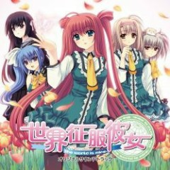 Sekai Seifuku Kanojo Original Sound Track CD2