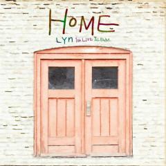 2014 LYn 1st Live Album 'HOME'