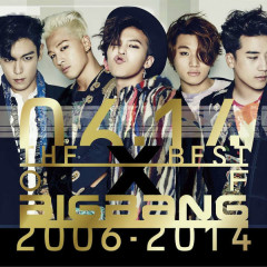 THE BEST OF BIGBANG 2006-2014 (Japanese)