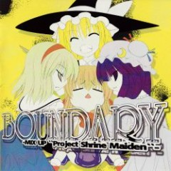 BOUNDARY -MIX UP Project Shrine Maiden-