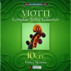 Viotti: Complete Violin Concertos  Vol.5 - Franco Mezzena