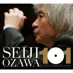 Seiji Ozawa Best 101 CD 6 Brilliant Orchestra No.1