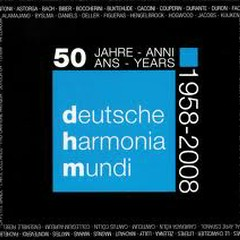 Deutsche Harmonia Mundi: 50 Years (1958-2008) CD01 Astorga, Pergolesi, Durante No.1