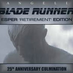 Blade Runner - Esper Retirement Edition CD3 Los Angeles November 2019
