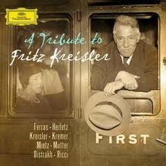 A Tribute To Fritz Kreisler CD1