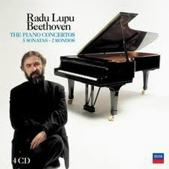 Beethoven: The Piano Concertos CD3 - Radu Lupu