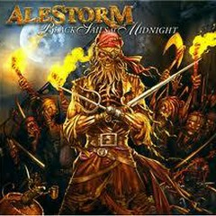 Black Sails At Midnight - Alestorm