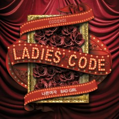Code#01 Bad Girl - Ladies' Code