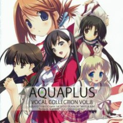 AQUAPLUS Vocal Collection Vol.8