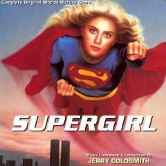 Supergirl OST (CD1)