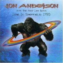 Live In Sheffield 1980 (CD1) - Jon Anderson