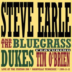 Live At The Station Inn (CD1) - Steve Earle