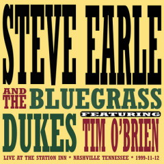 Live At The Station Inn (CD2) - Steve Earle