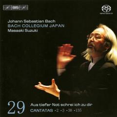 Bach - Cantatas Vol 29 CD1