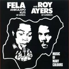 Music Of Many Colors - Fela Kuti