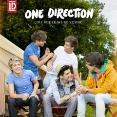 Live While We're Young (EP)