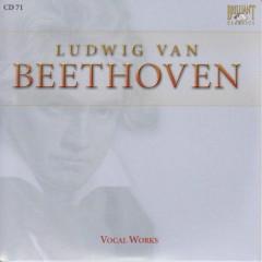 Complete Works CD 071   Vocal Works