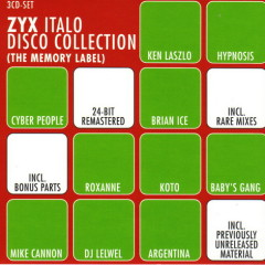 ZYX Italo Disco Collection (The Memory Label)  CD2