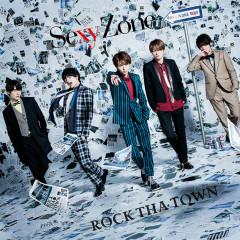 ROCK THA TOWN - Sexy Zone