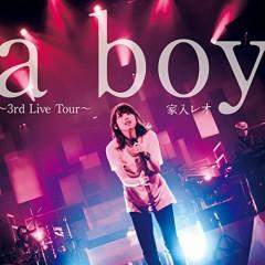 a boy ~3rd Live Tour~ - Ieiri Leo