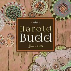 Jane 12-21 - Harold Budd
