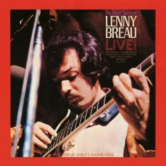 The Velvet Touch Of Lenny Breau-Live!