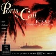 Ports Of Call - Eiji Oue,Minnesota Orchestra