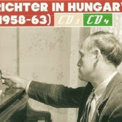 Richter In Hungary CD4 - Sviatoslav Richter
