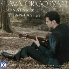 Sonatas & Fantasies (No. 1) - Slava Grigoryan