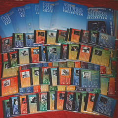 Huge Blues music Collection (CD32)