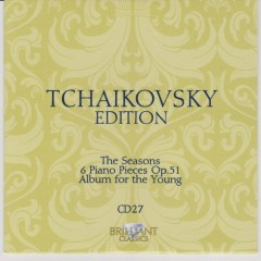 Tchaikovsky Edition CD 27 (No. 2)