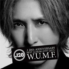 J 20th Anniversary BEST ALBUM (1997-2017) W.U.M.F. CD2