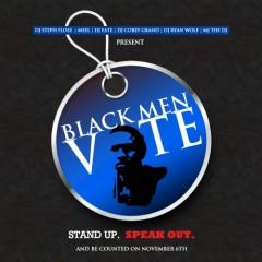 Black Men Vote (CD1)