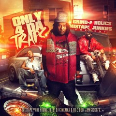 Only 4 Da Traps (CD2)