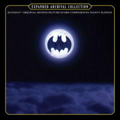 Batman (Expanded Archival Edition) OST (CD1) [Part 2]