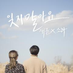 Don't Forget (Single) - Ahn Jae Kyun, Soha