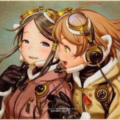 LAST EXILE -Fam, The Silver Wing- O.S.T.