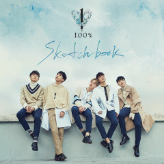 SKETCHBOOK (Mini Album) - 100%
