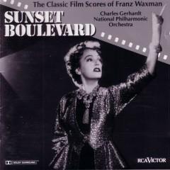 Sunset Boulevard The Classic Film Scores Of Franz Waxman OST - Franz Waxman