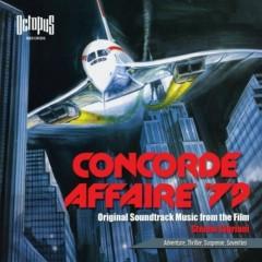 Concorde Affaire'79 OST (P.2)  - Stelvio Cipriani