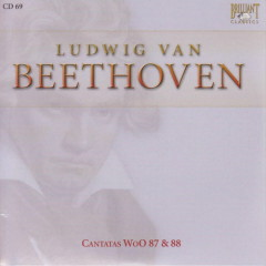 Complete Works CD 069  Cantatas WoO 87 & 88