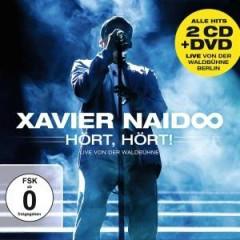 Hört, Hört! Live Von Der Waldbühne (CD1) - Xavier Naidoo
