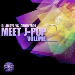 DJ AMAYA VS. GROOVEBOT Meet J-POP VOLUME II  (mixed) - DJ AMAYA VS. GROOVEBOT