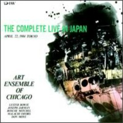 The Complete Live In Japan '84 - Art Ensemble of Chicago
