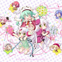 Twinkle☆Crusaders PSS&GoGo!&SB Original Soundtrack CD2