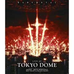 LIVE AT TOKYO DOME CD2