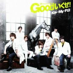 Good Ikuze! (CD1)