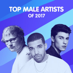 Top Male Artists of 2017