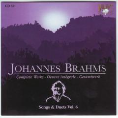 Johannes Brahms Edition: Complete Works (CD50)